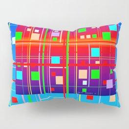 New Year's Pillow Sham