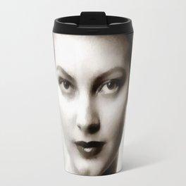 Ava Gardner, Vintage Actress Travel Mug