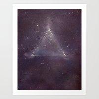 stargate Art Prints featuring Stargate by Raid VII