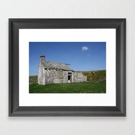 For Sale ~ Derelict Barn Framed Art Print