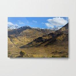 Scottish Views Metal Print