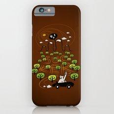 Never Trust a Bear iPhone 6s Slim Case