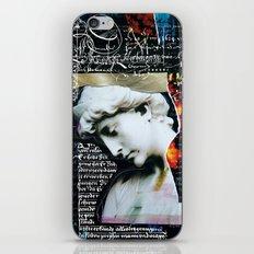 elegie iPhone & iPod Skin