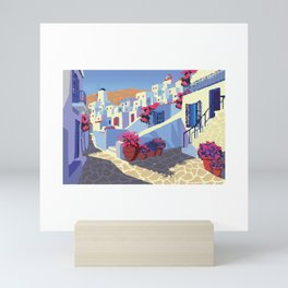 Greece Mini Art Print