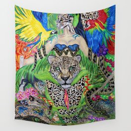 Welcome to the Amazon Wall Tapestry