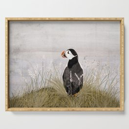 Puffin Serving Tray