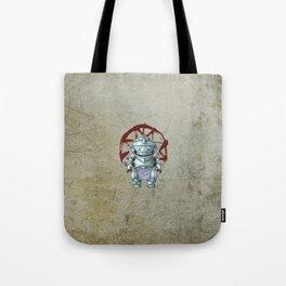 Alphonse Elric Tote Bag