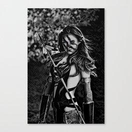 DAUGTHER OF DANU Canvas Print