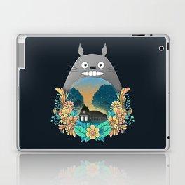 My Haunted House Laptop & iPad Skin