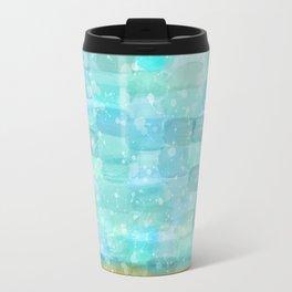 50 shades of Turquoise Travel Mug