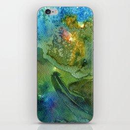 Grün iPhone Skin