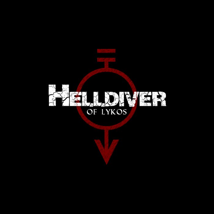 Helldiver of Lykos Duvet Cover