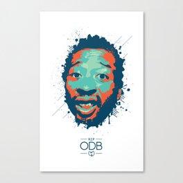ODB Tribute Canvas Print