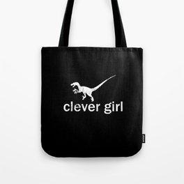 Clever Girl - Jurassic Park Tote Bag