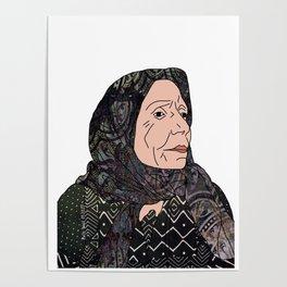 No Ban No Wall | Art Series - The Jewish Diaspora 006 Poster