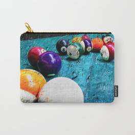 Billiards print work 2 Carry-All Pouch