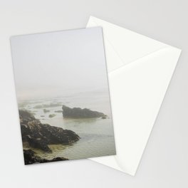 Ocean's on the mist Stationery Cards