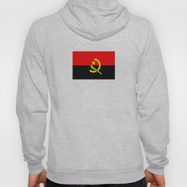 angola country flag Hoody
