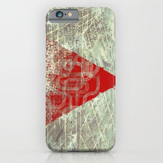 Rusty Future iPhone & iPod Case