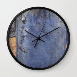 Henry Moor Wall Clock