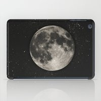 type iPad Cases featuring The Moon  [Sans Type] by Heather Landis