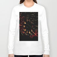 heaven Long Sleeve T-shirts featuring Heaven by Irène Sneddon