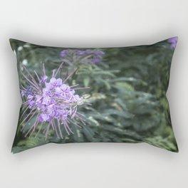 Coldwater Lake Flower # 2 Rectangular Pillow