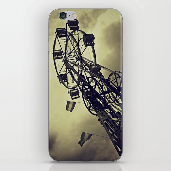 Fear of Heights iPhone & iPod Skin