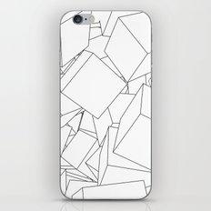 Cuberic iPhone Skin