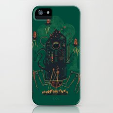 Not with a whimper but with a bang iPhone (5, 5s) Slim Case