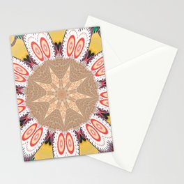 Some Other Mandala 603 Stationery Cards