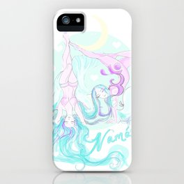 I am free to create iPhone Case