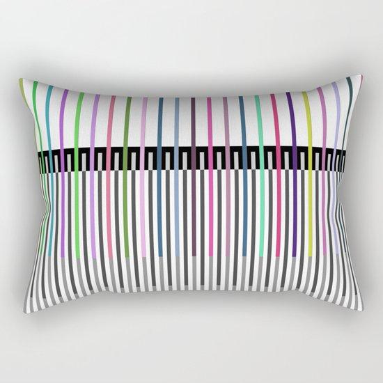 Sound Rectangular Pillow
