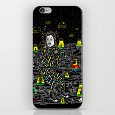 abduccion! iPhone & iPod Skin