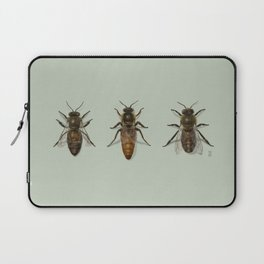 Honey Bee Family Laptop Sleeve