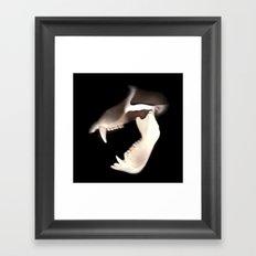 SCANNER I Framed Art Print