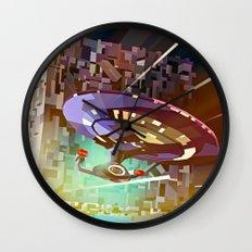 Futile Wall Clock