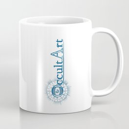 Pisces Sign - Zodiac series by OccultArt Coffee Mug
