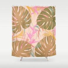 Lovely Tropics 2 Shower Curtain