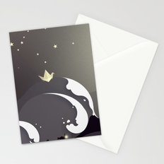 Something Isn't Right III Stationery Cards