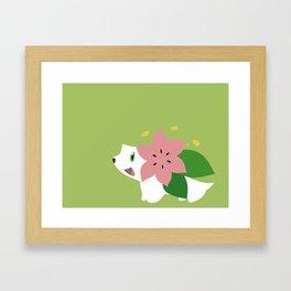 Shaymin Framed Art Print