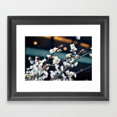 Spring! Framed Art Print