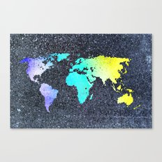 The World Belongs to you Canvas Print