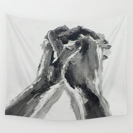 Abstract Hope by Robert S. Lee Wall Tapestry