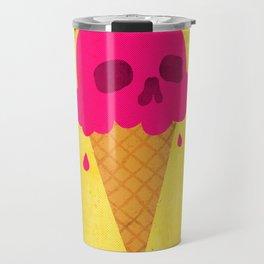 Skull Scoop. Travel Mug