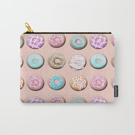 Donuts, pink Carry-All Pouch