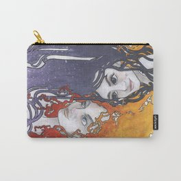 Antara and Meridian: Fire and Darkness Carry-All Pouch