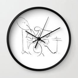 Jack DeJohnette – Improvisations in Jazz Wall Clock
