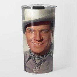 Gene Autry, Hollywood Legend Travel Mug
