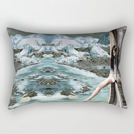 City cycle Rectangular Pillow
